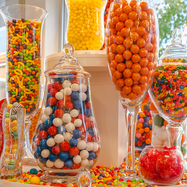 Dion Events Candy Buffet