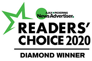 Readers Choice Awards Ajax-Pickering-Diamond Winner