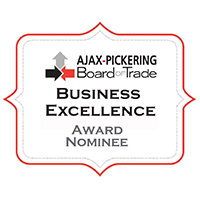 Board of Trade Business Excellence Award Nominee logo