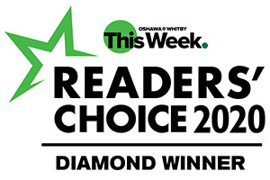 Readers Choice Awards Oshawa Whitby-Diamond Winner