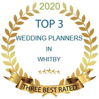Top 3 Wedding Planners in Whitby 2020 logo