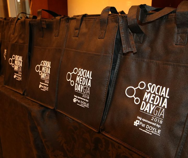 Swag Bags for a conference